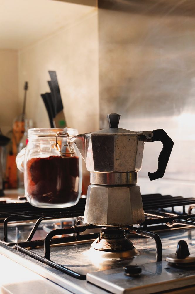 Kaffe – en daglig rutin