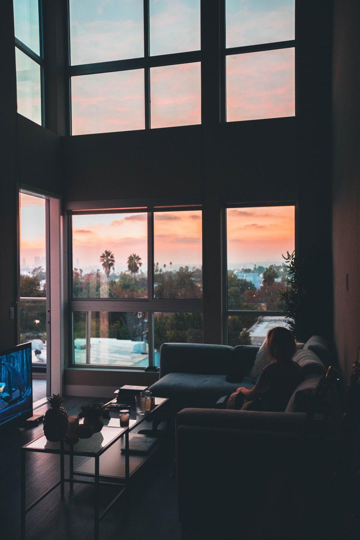 Fönster ger huset dess själ